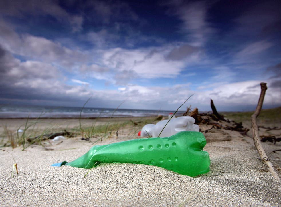 Global plastic production is set to double in the next 15 years and many oil and gas companies will benefit
