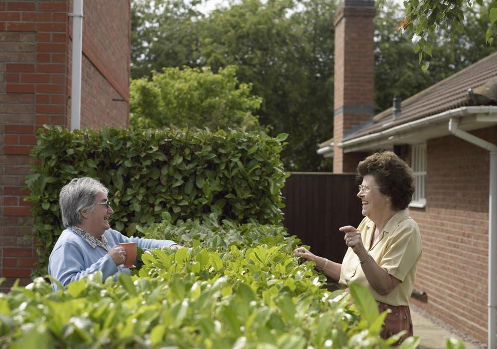 Dating neighbor bad idea