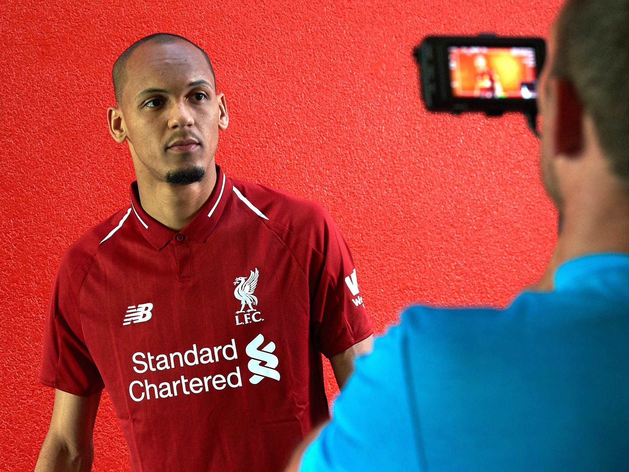 Fabinho talks turning his back on Real Madrid, the lure of