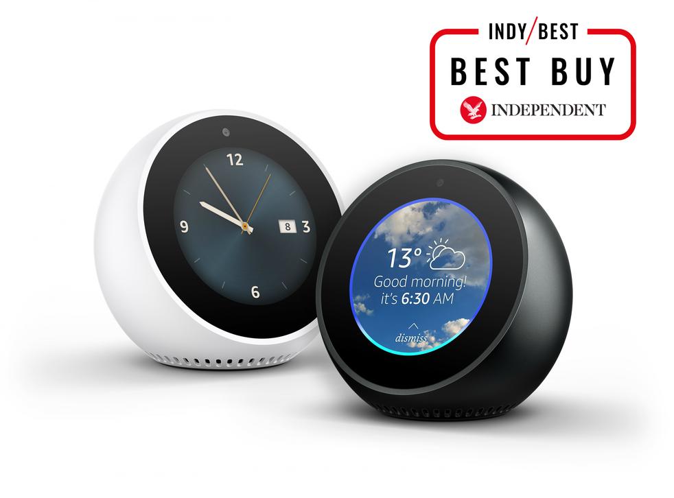 10 Best Alarm Clocks The Independent, Best Alarm Clock Radio For Bedroom