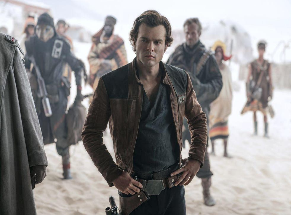 The new Han Solo