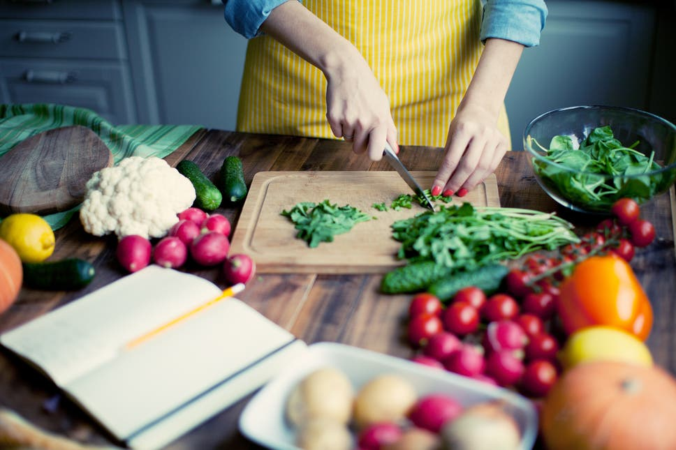 10 best vegetarian cookbooks the independent discover how to be creative with vegetables in the kitchen forumfinder Image collections