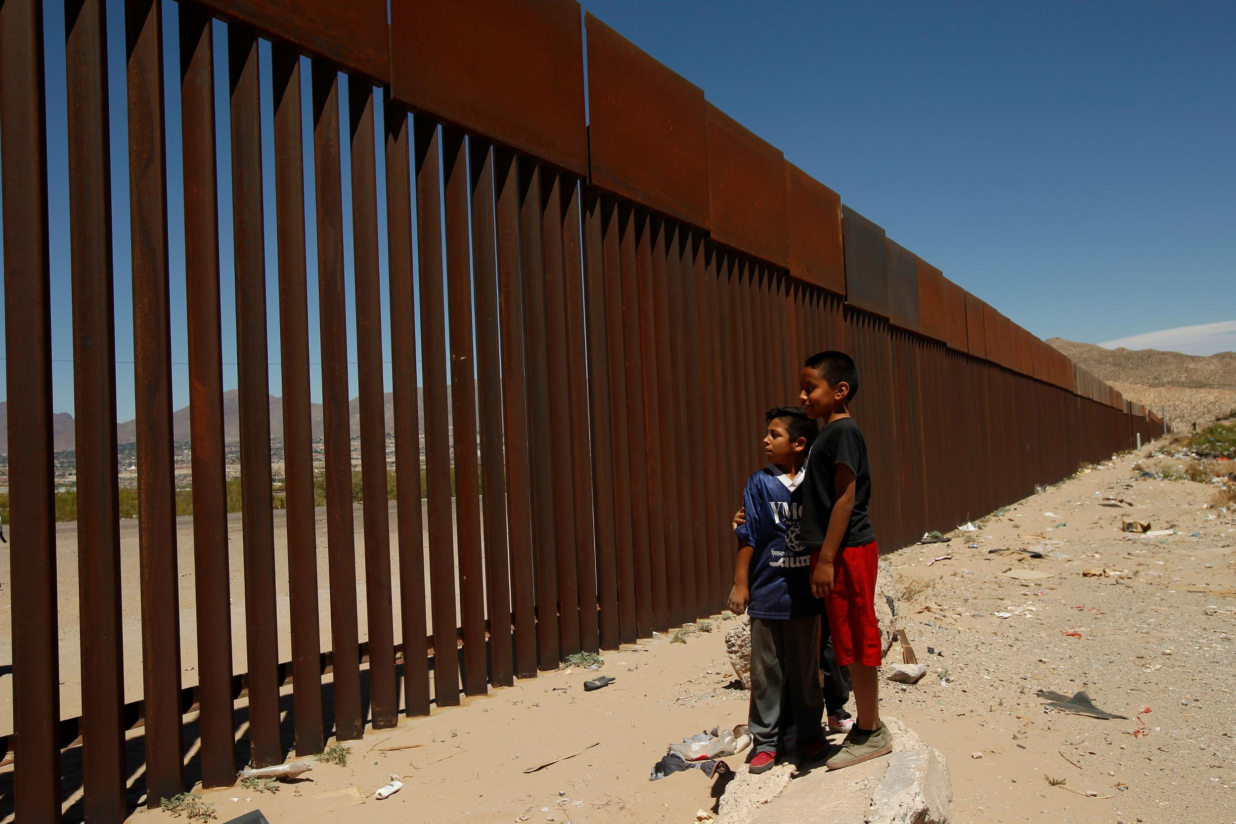 History will never let Donald Trump escape the shame of separating parents and children at the border