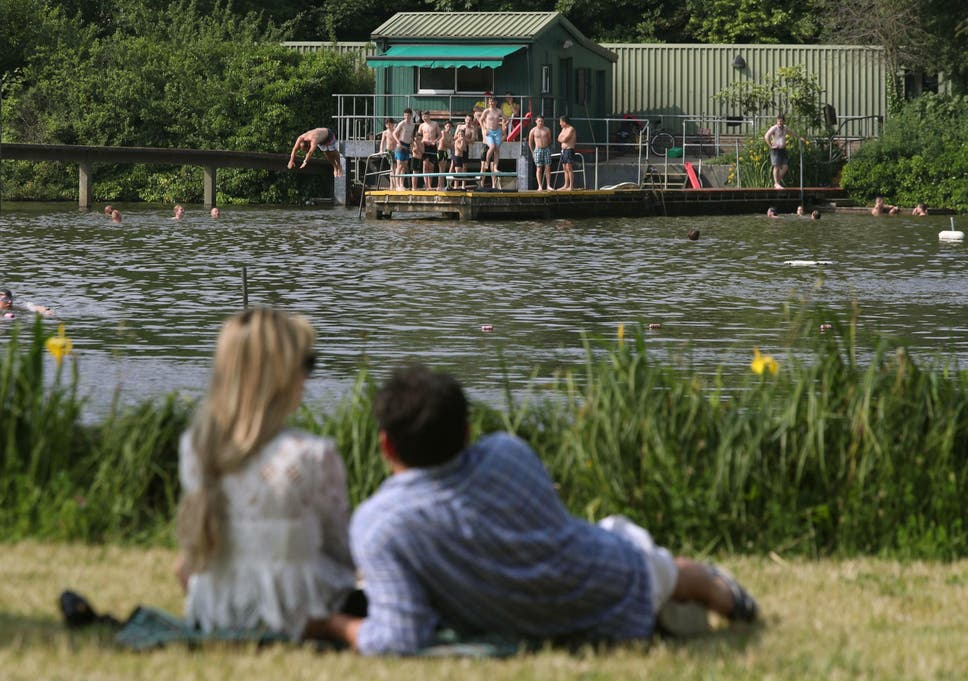 Trans rights campaigners say 'Man Friday' Hampstead Heath