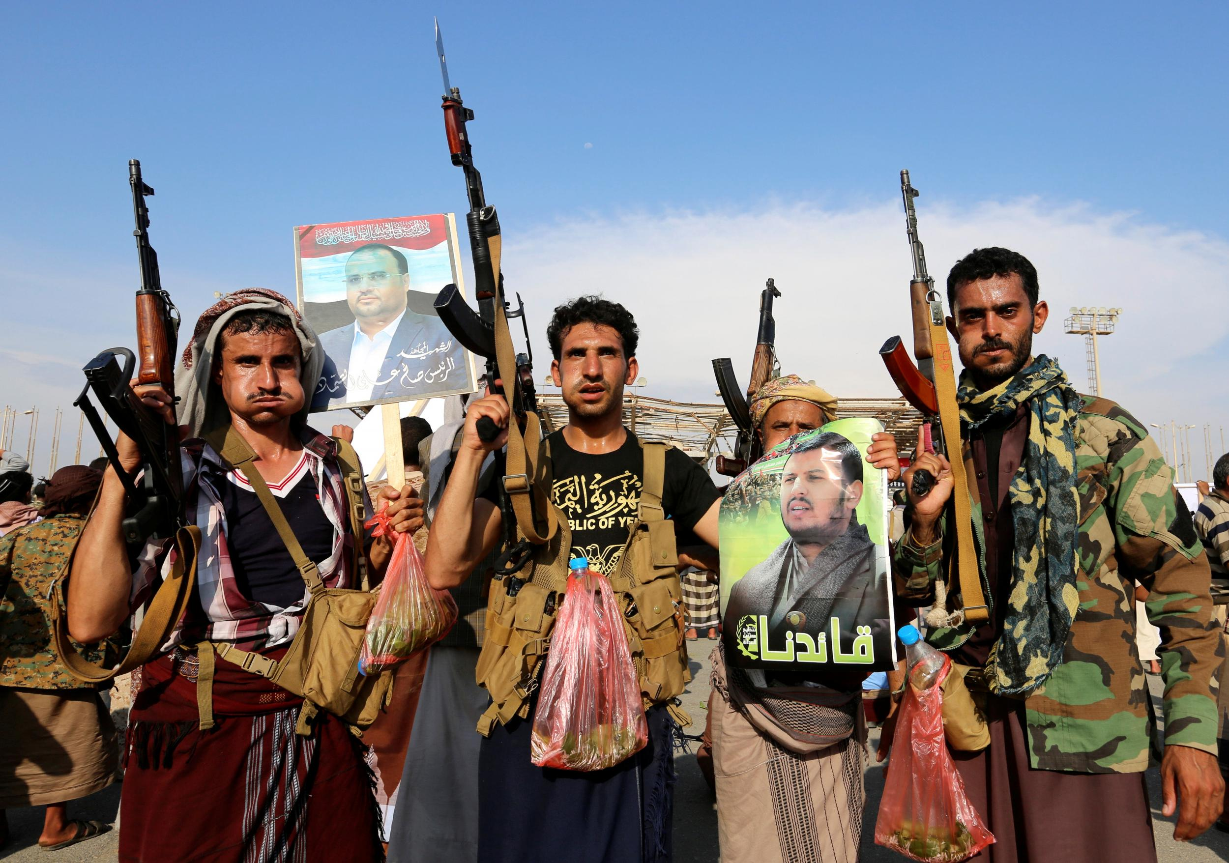 Prisoners in Yemen say they are being subjected to mass