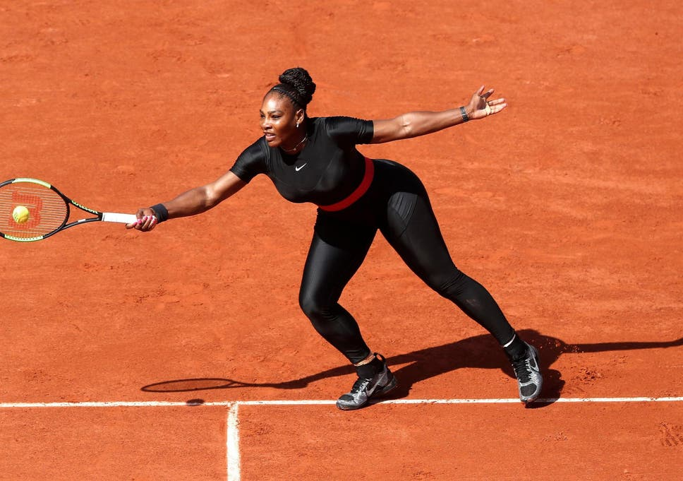Serena Williams felt like a  warrior princess  in French Open ... c24ff04f0