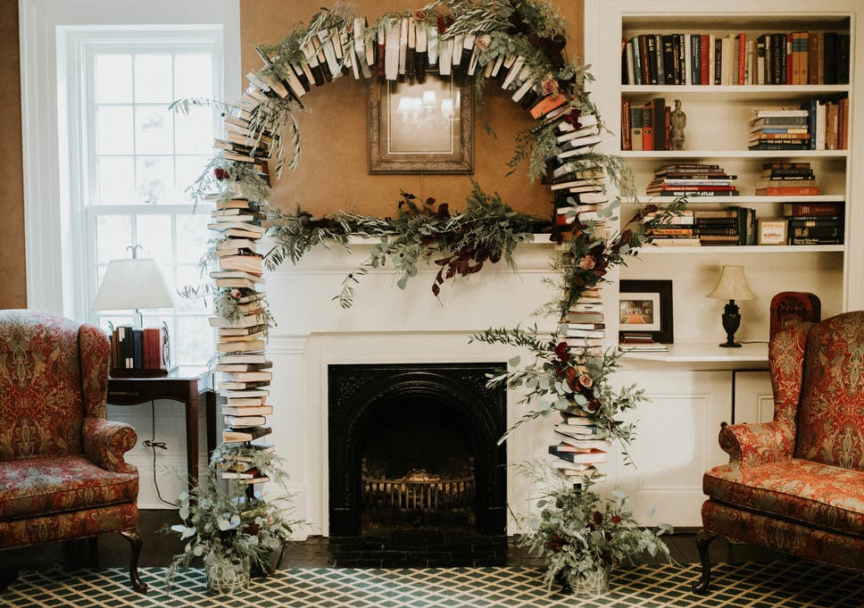 Five Creative Ways To Decorate Your Home With Books