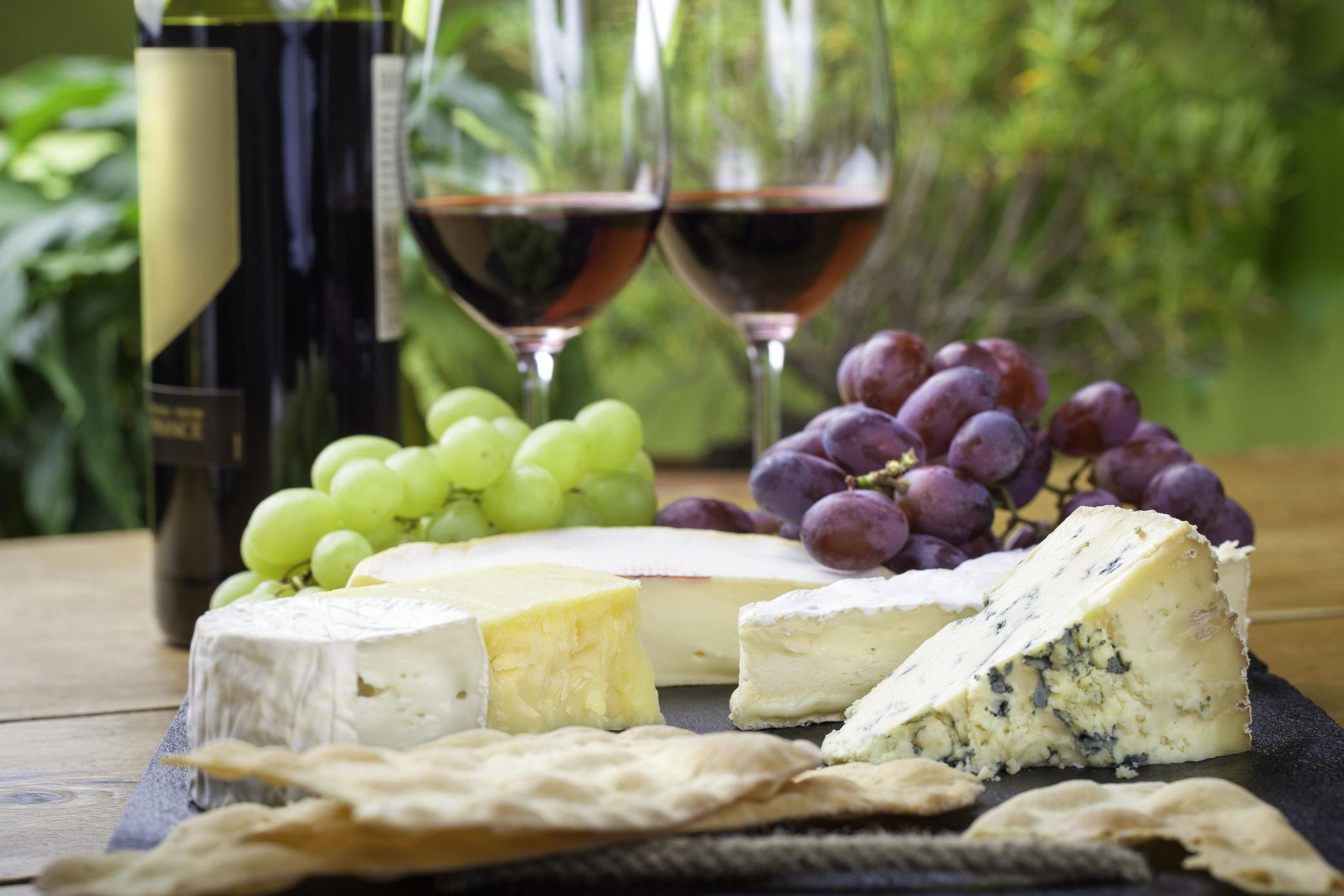 Why wine and cheese don't always go together, according to experts
