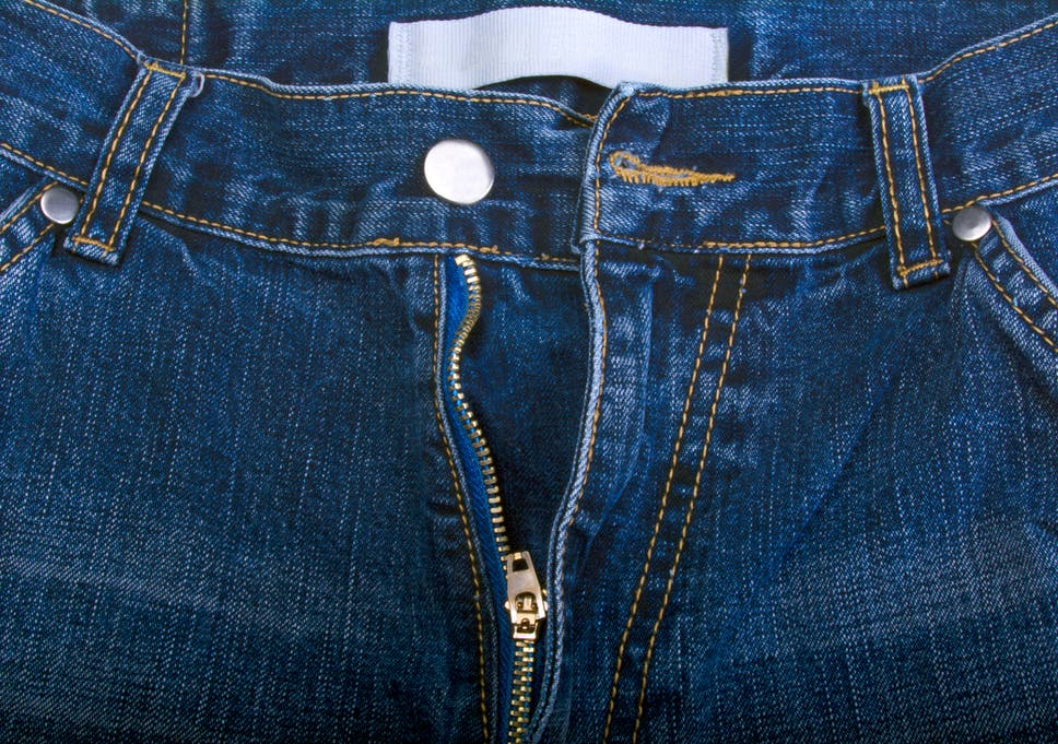 The simple zip hack that will stop your jeans coming undone