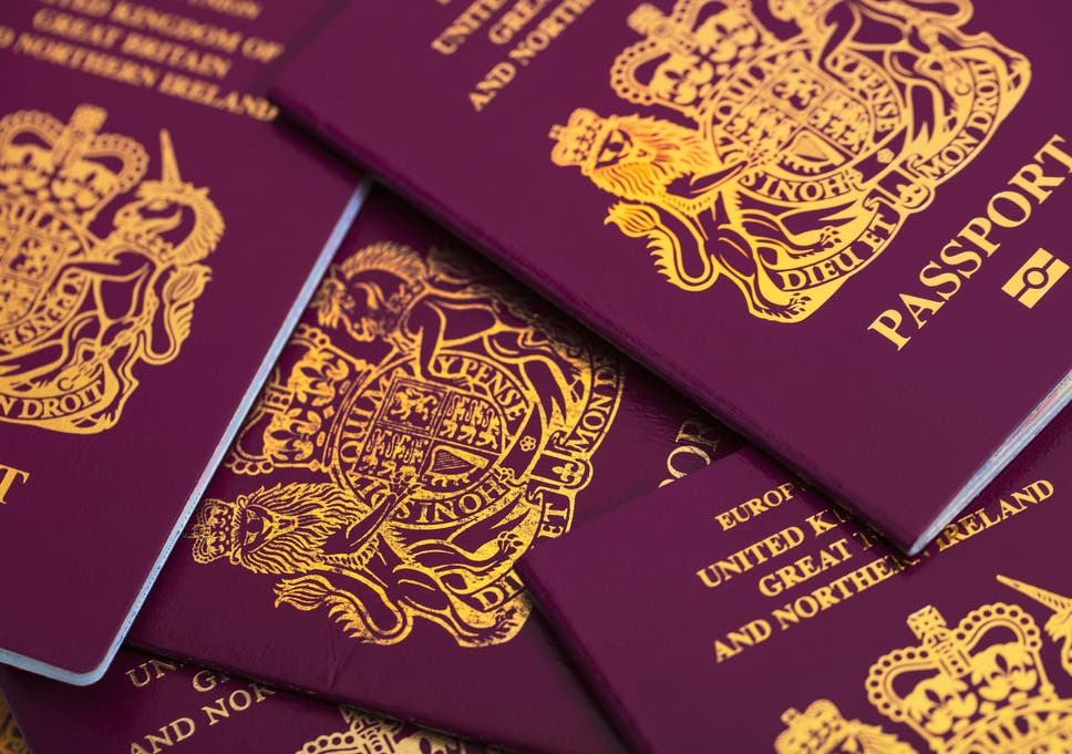 How To Get A New Uk Passport The Independent