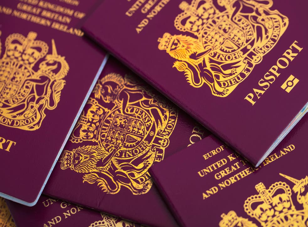 Good to go: applying for a passport can be stressful