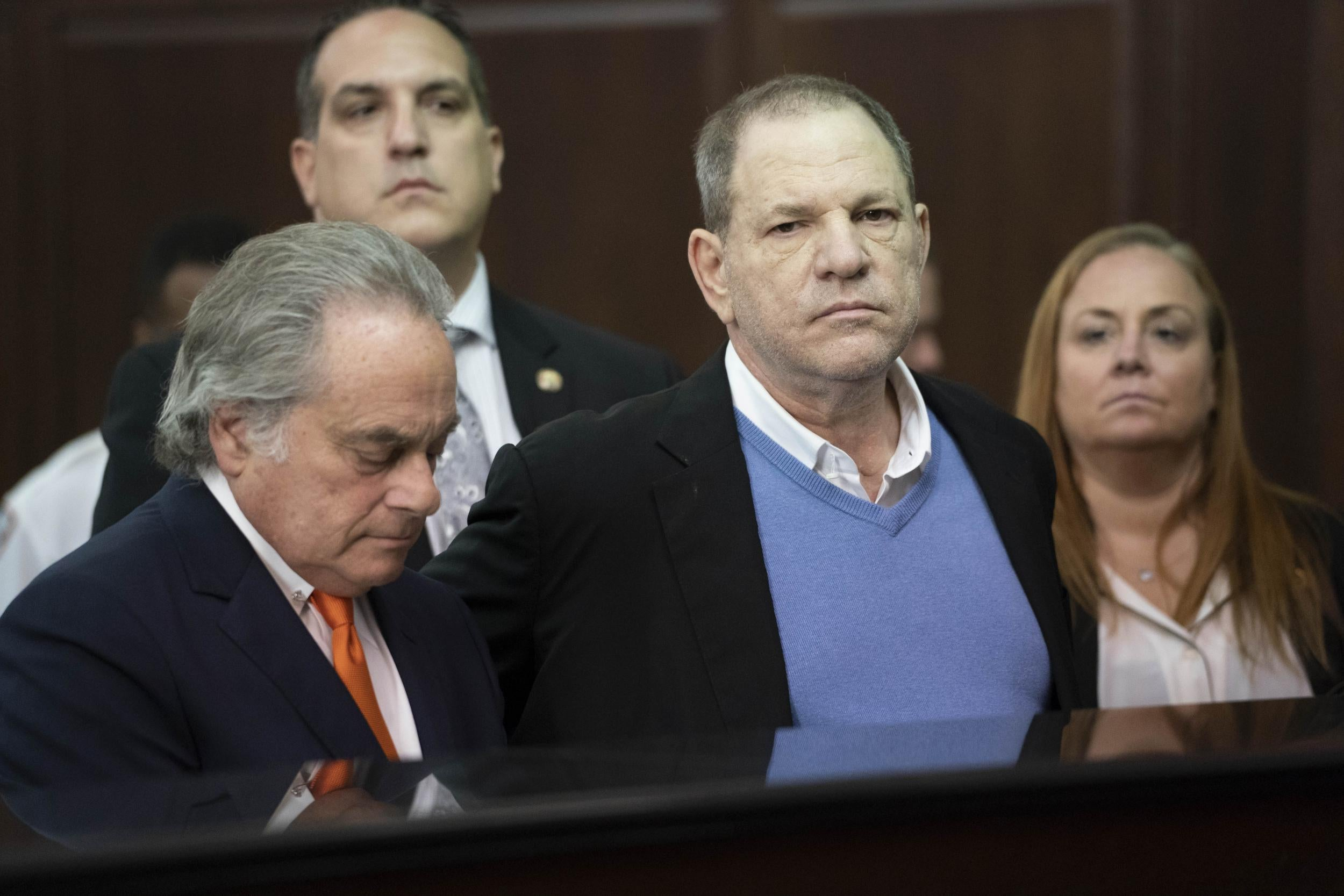 Harvey Weinstein will not testify before grand jury helping decide whether to indict him for rape and other sex charges