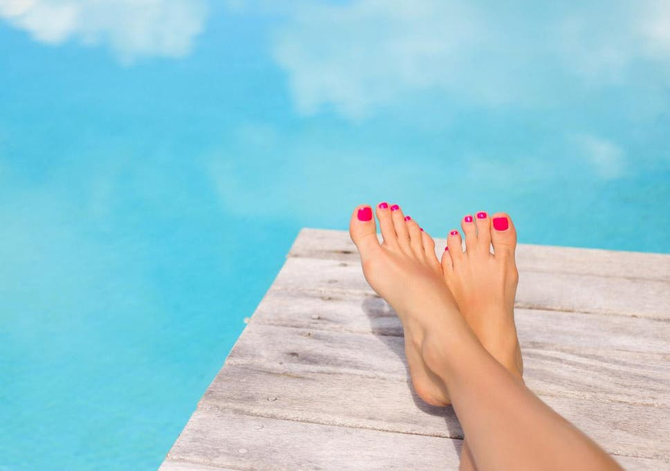how to get your feet ready for sandal season the independent