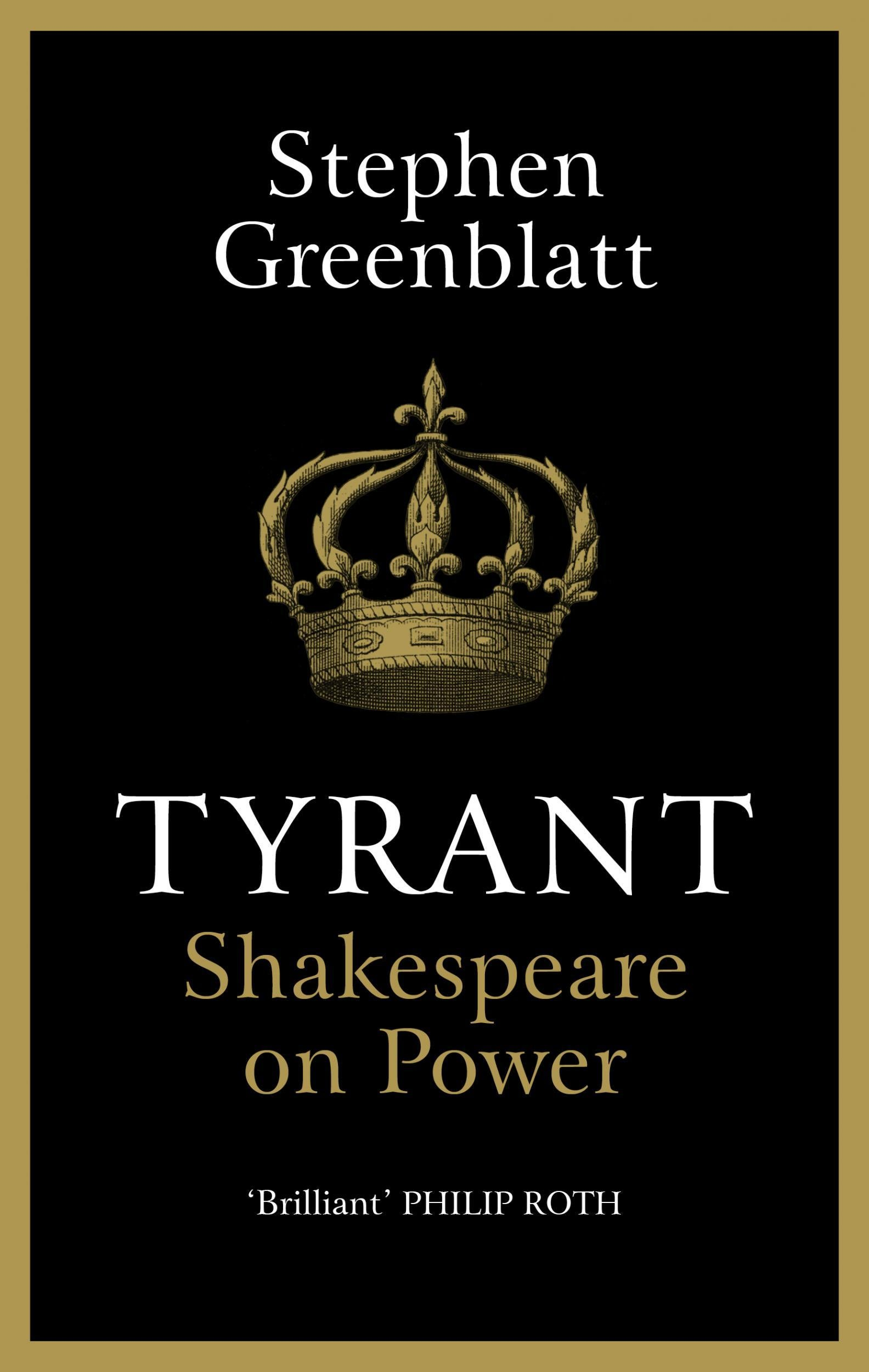 Image result for tyrant greenblatt