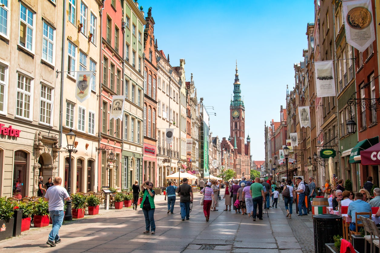 Gdansk guide: Where to eat, drink, shop and stay in Poland's