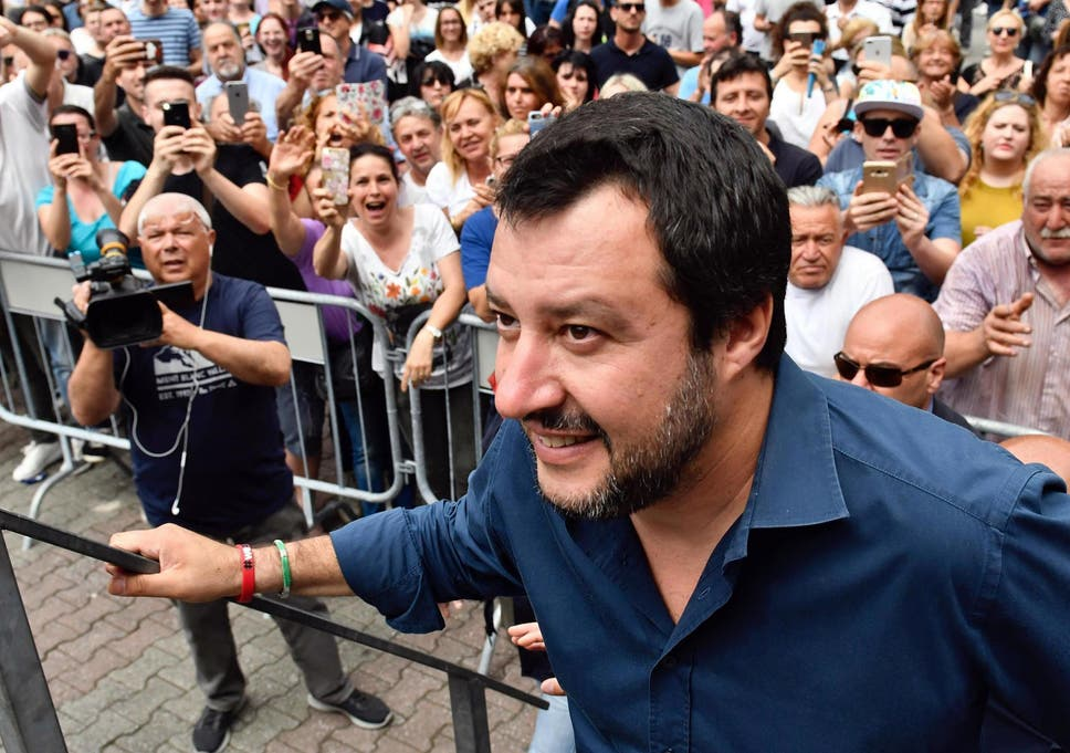 How Disgraced Anti Vaxxer Andrew >> How The Anti Vaxxers Are Winning In Italy The Independent
