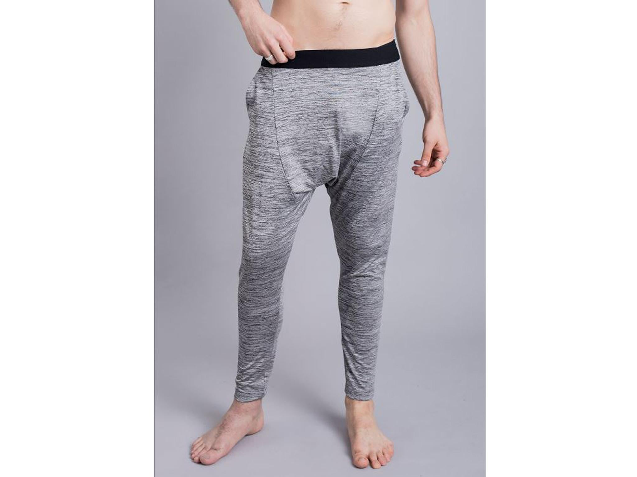"93aa4c00b8 Ohmme is a dedicated men's yoga brand offering ""intelligent design … that  will take you through your practice with comfortable ease and minimal fuss""."