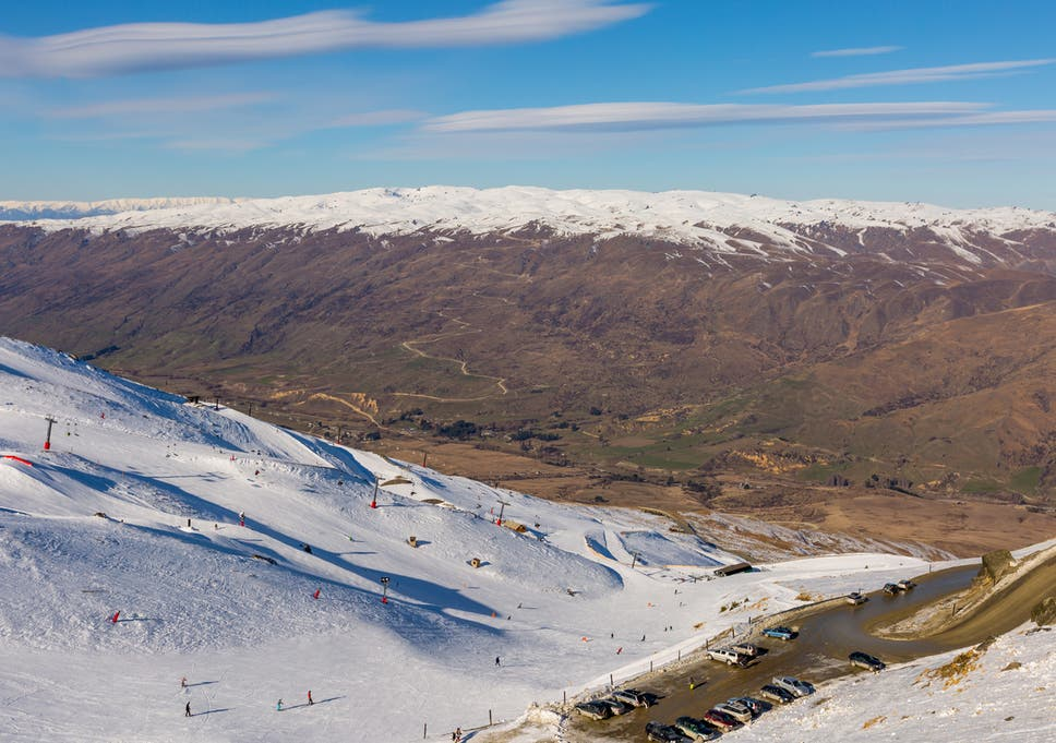 New Zealand Skiing Six Reasons Why The South Island Is Worth The