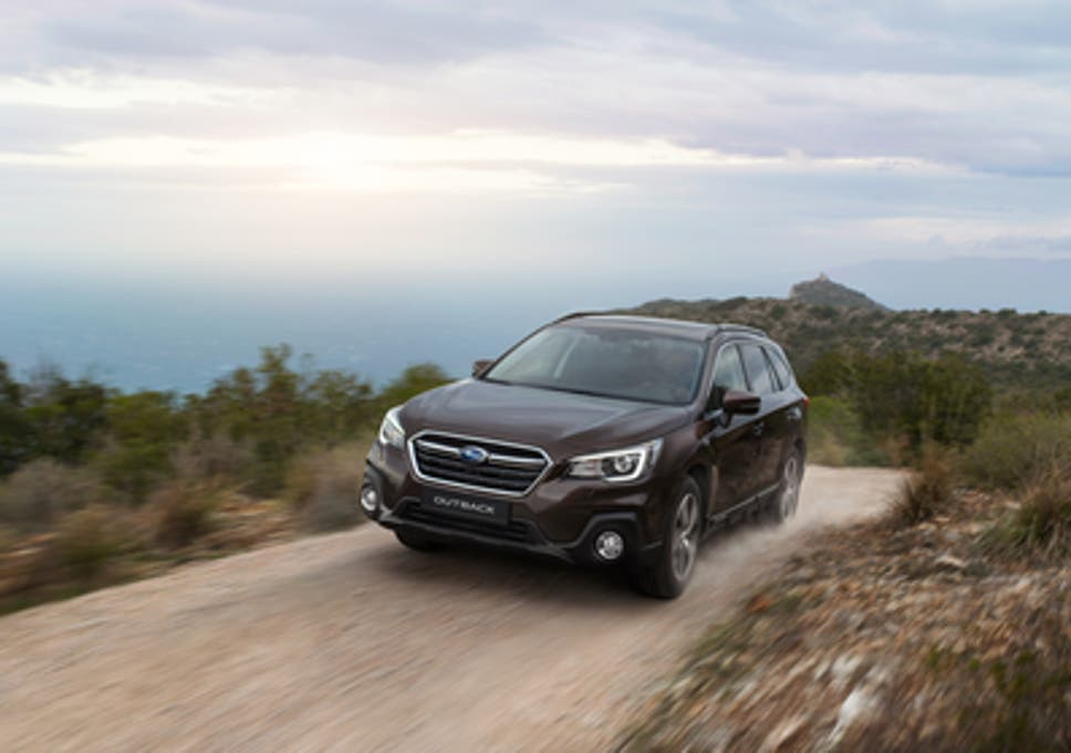 Subaru Outback What We Make Of The Crossover Suv The Independent