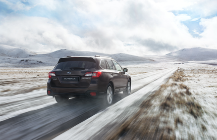 Subaru Outback: What we make of the 'crossover' SUV   The