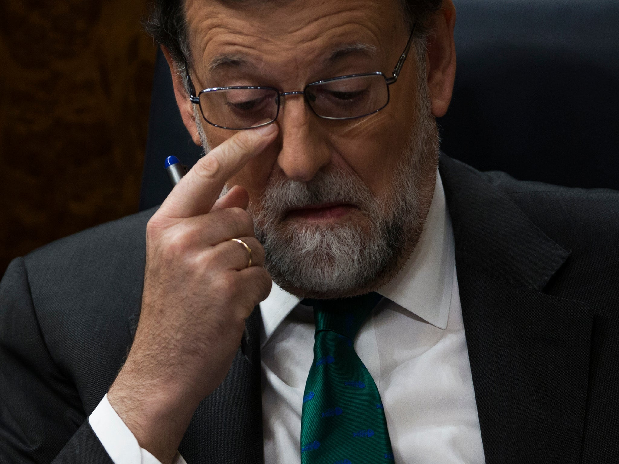 Spain's prime minister Rajoy set to be forced out as Basque party throws support behind no-confidence vote