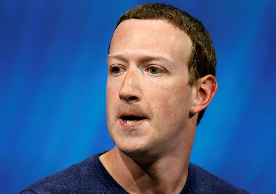 Shareholder accuses Facebook of human rights violation at tense