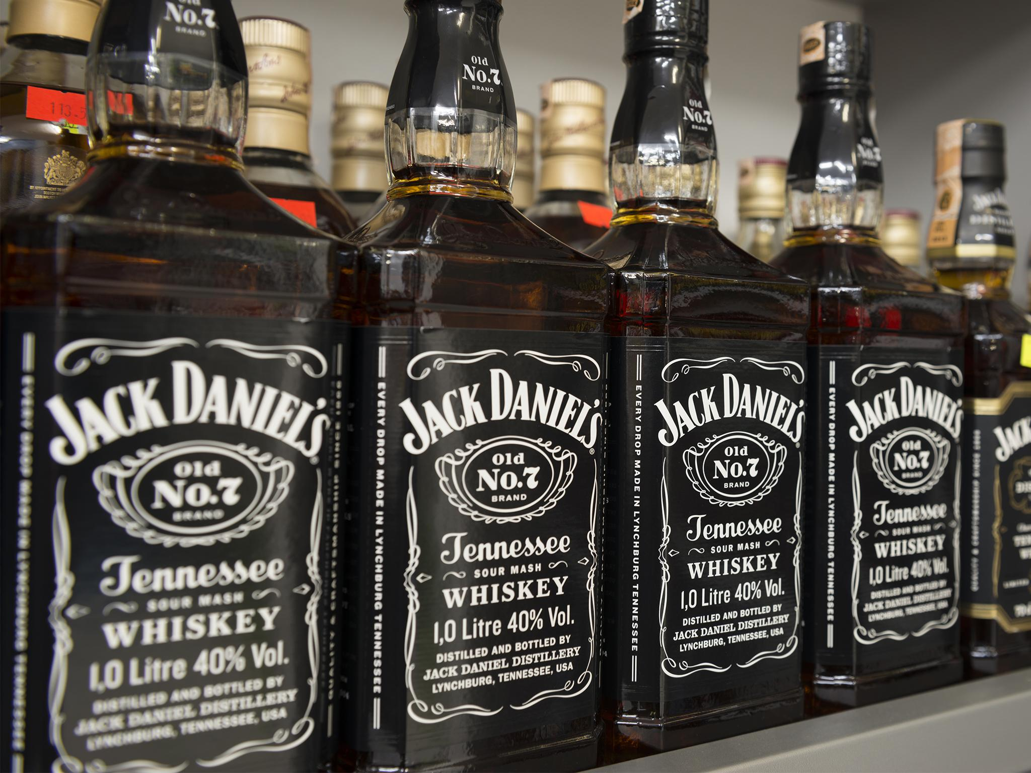 Jack Daniel's price to jump 10% thanks to Trump's trade ... Jack Daniels Logo Maker