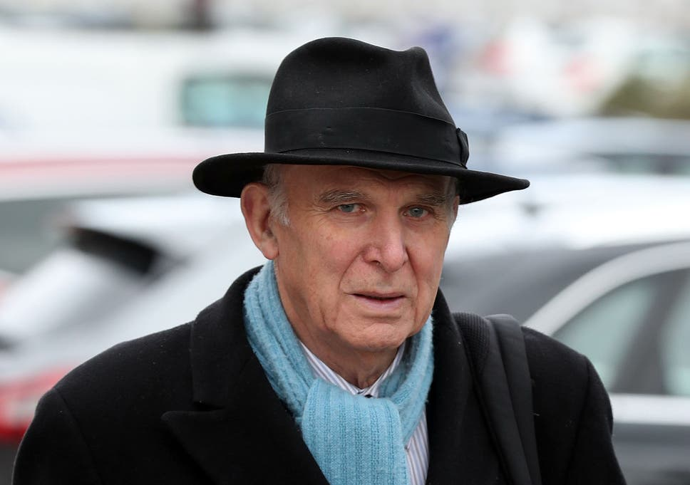 Image result for vince cable