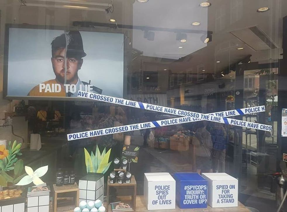 The Advertising Standards Authority says it is 'assessing the complaints' made against the Lush campaign and the company is currently not under investigation