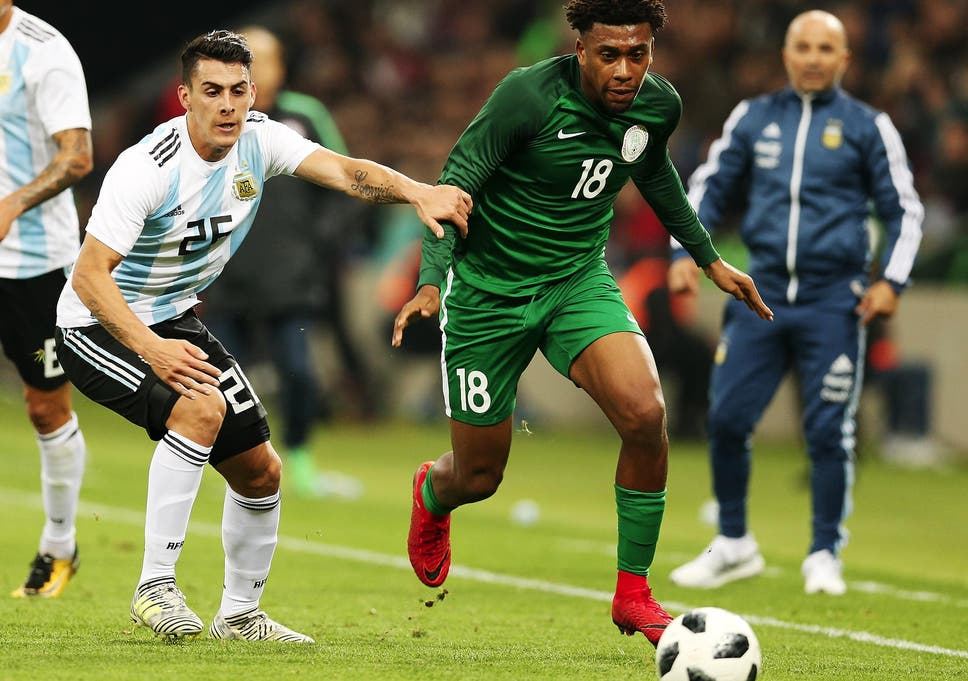 4f99f8a7898 Nigeria to start with strongest XI in World Cup warm-up against ...