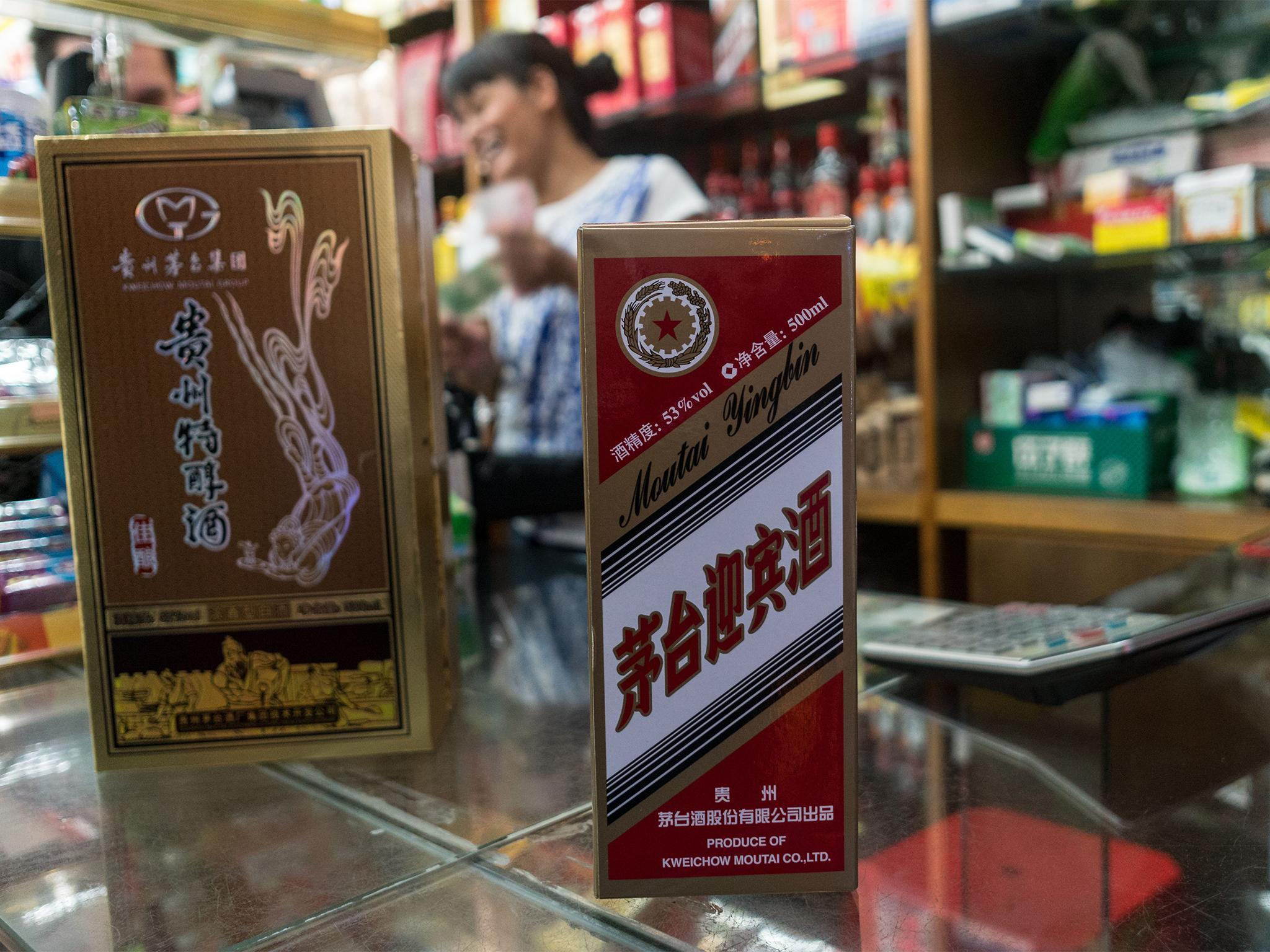 Chinese police arrest 15 people in crackdown against counterfeit alcohol