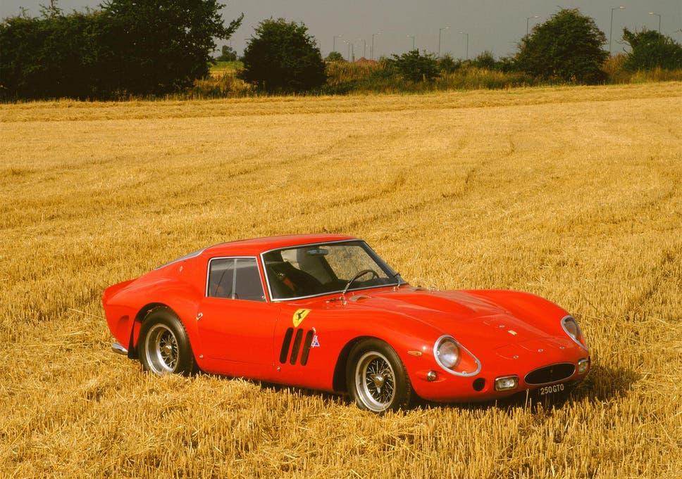 Ferrari which won 1964 Tour de France sells for record