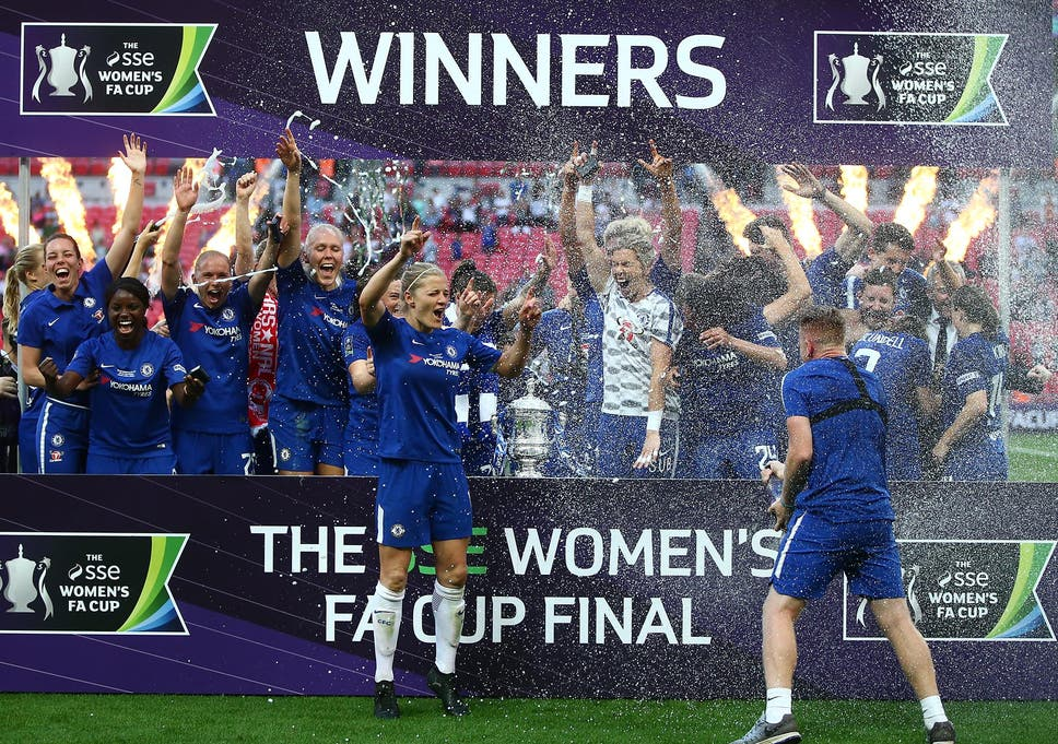 Chelsea FC Women s name change is much more than a mere nod to gender  equality 6b76c559c