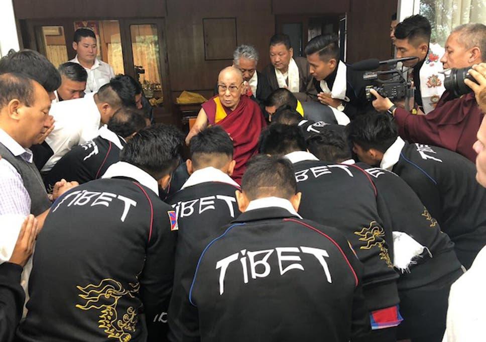 9f983e3e7 Tibet s participation in alternative  World Cup  ruffles Chinese ...
