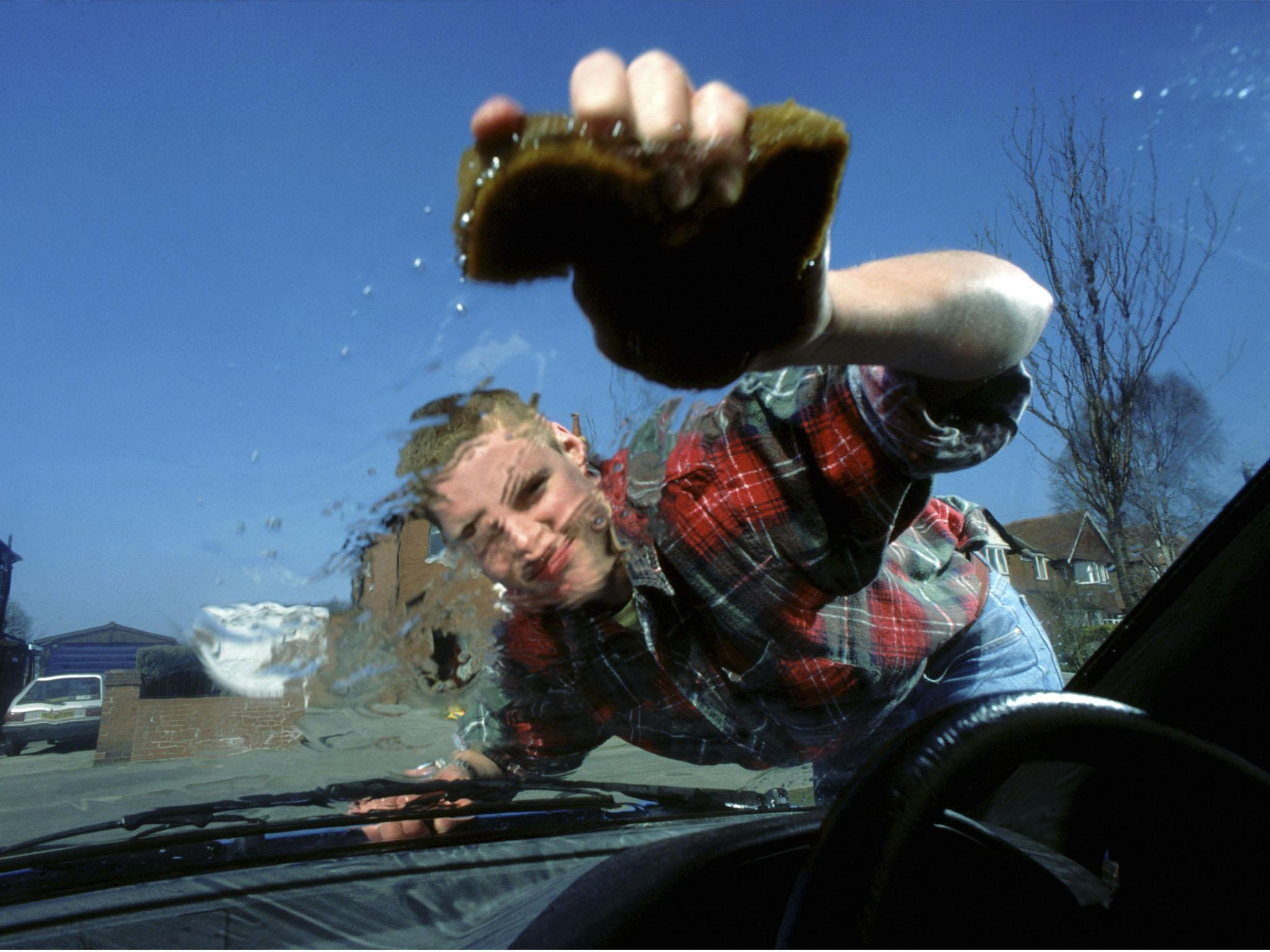 Car washes: a selection of articles