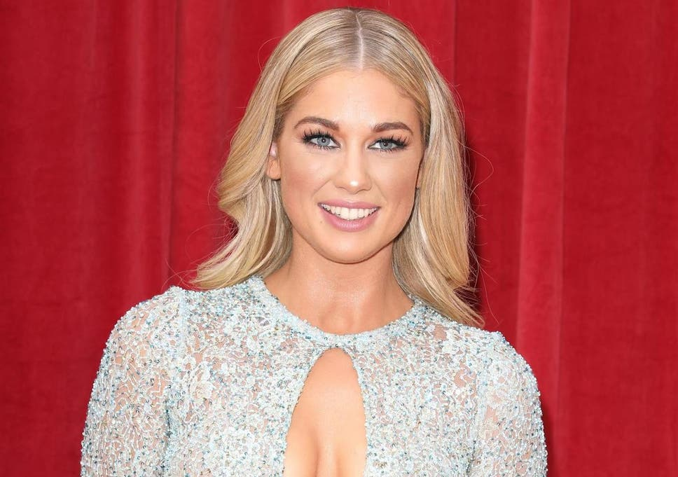 British Soap Awards 2018 Best Dressed Tv Stars On The Red Carpet