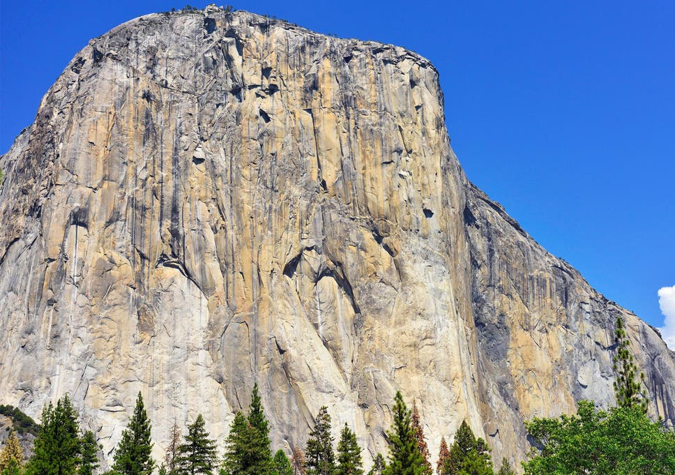 Two climbers fall to their deaths from El Capitan rock face