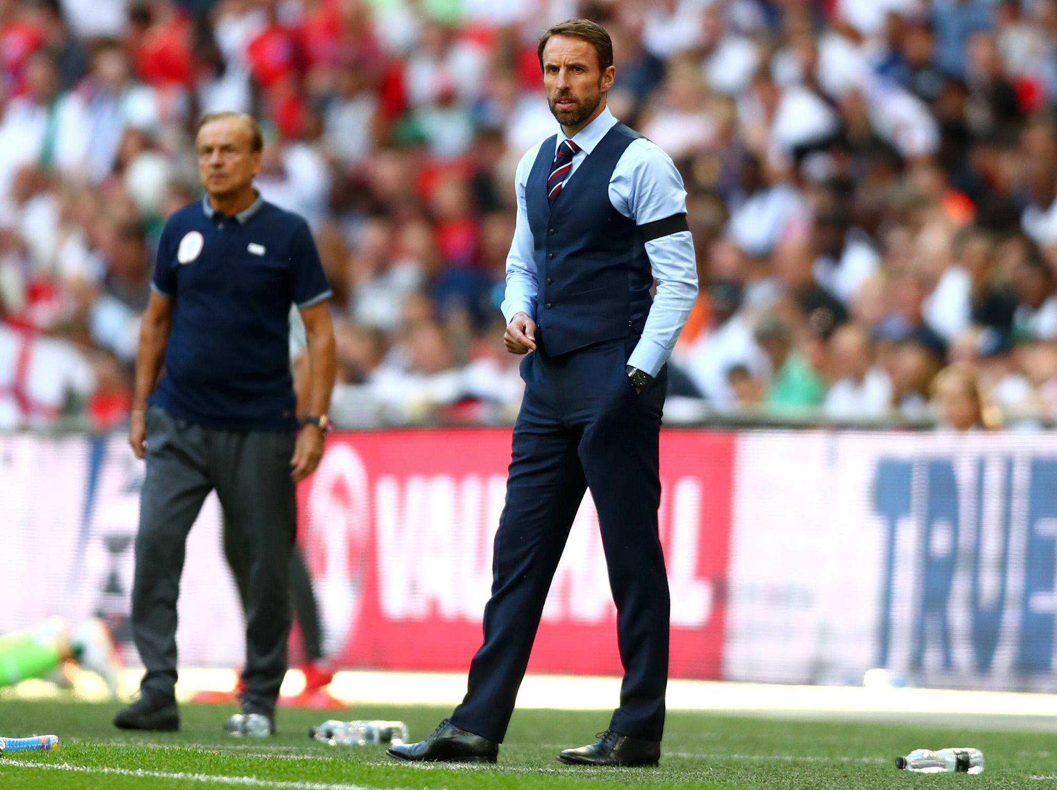 World Cup 2018: How Gareth Southgate built his England team