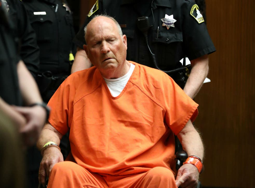 Joseph James DeAngelo, whom police suspect of being the Golden State Killer, has been arrested and charged with multiple murders