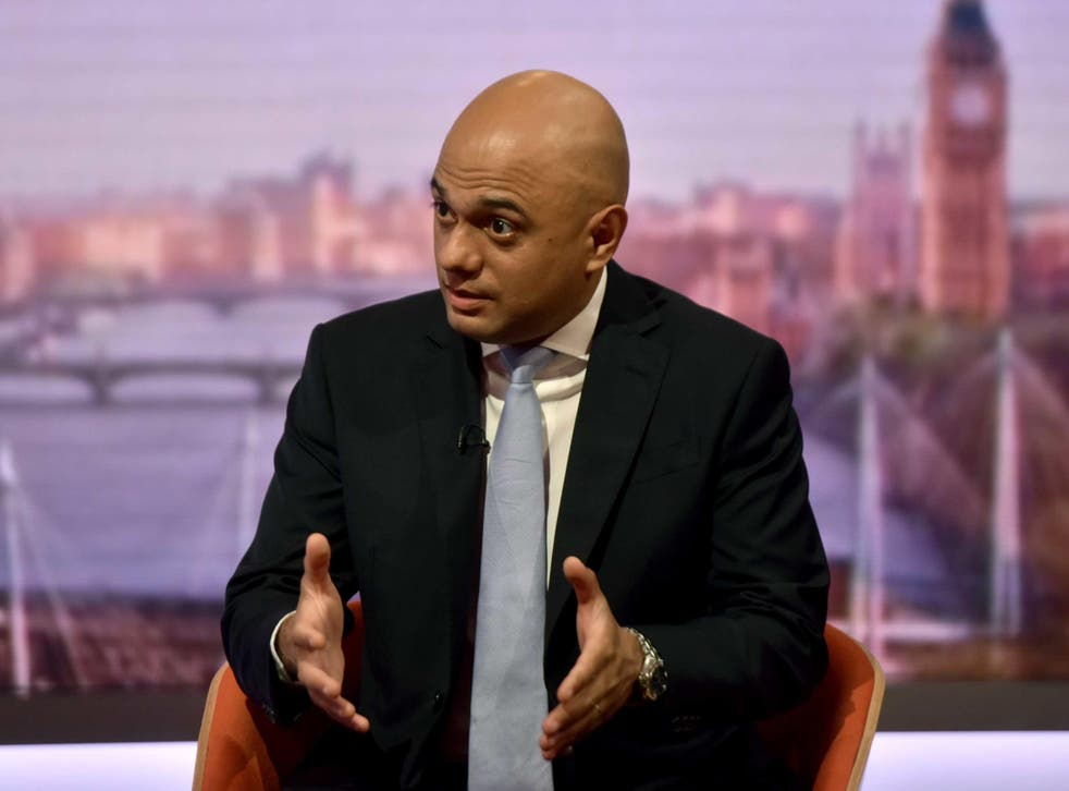 Javid explains how Ms May's 'hostile environment' strategy towards illegal immigration will be replaced by a 'compliant environment' one