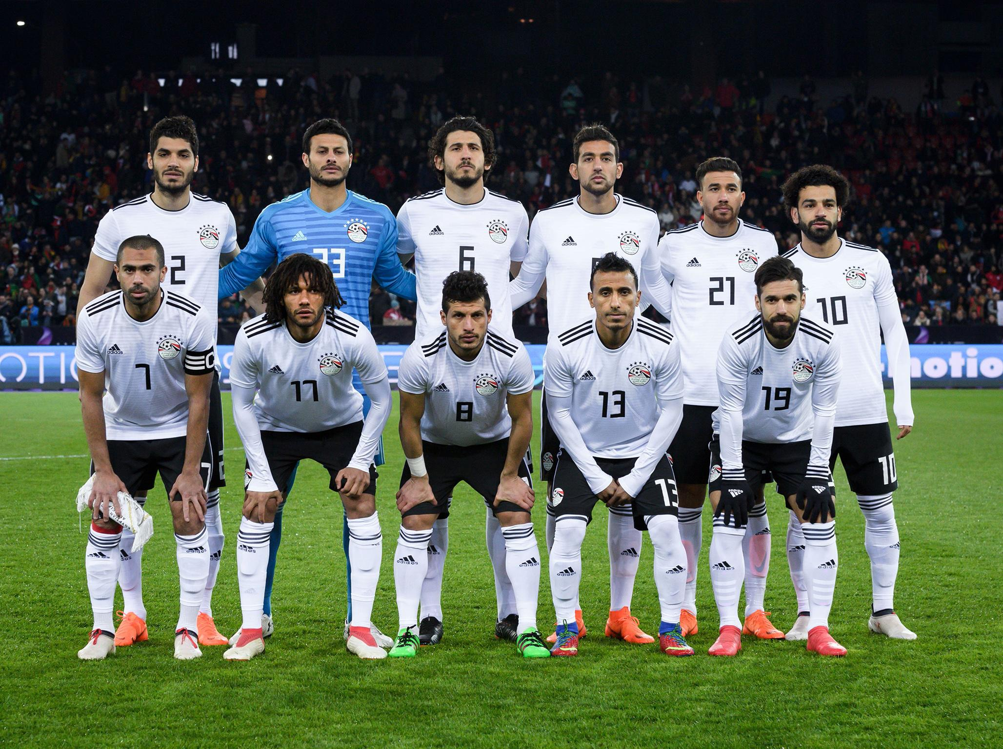 59328a69e Egypt World Cup squad guide  Full fixtures