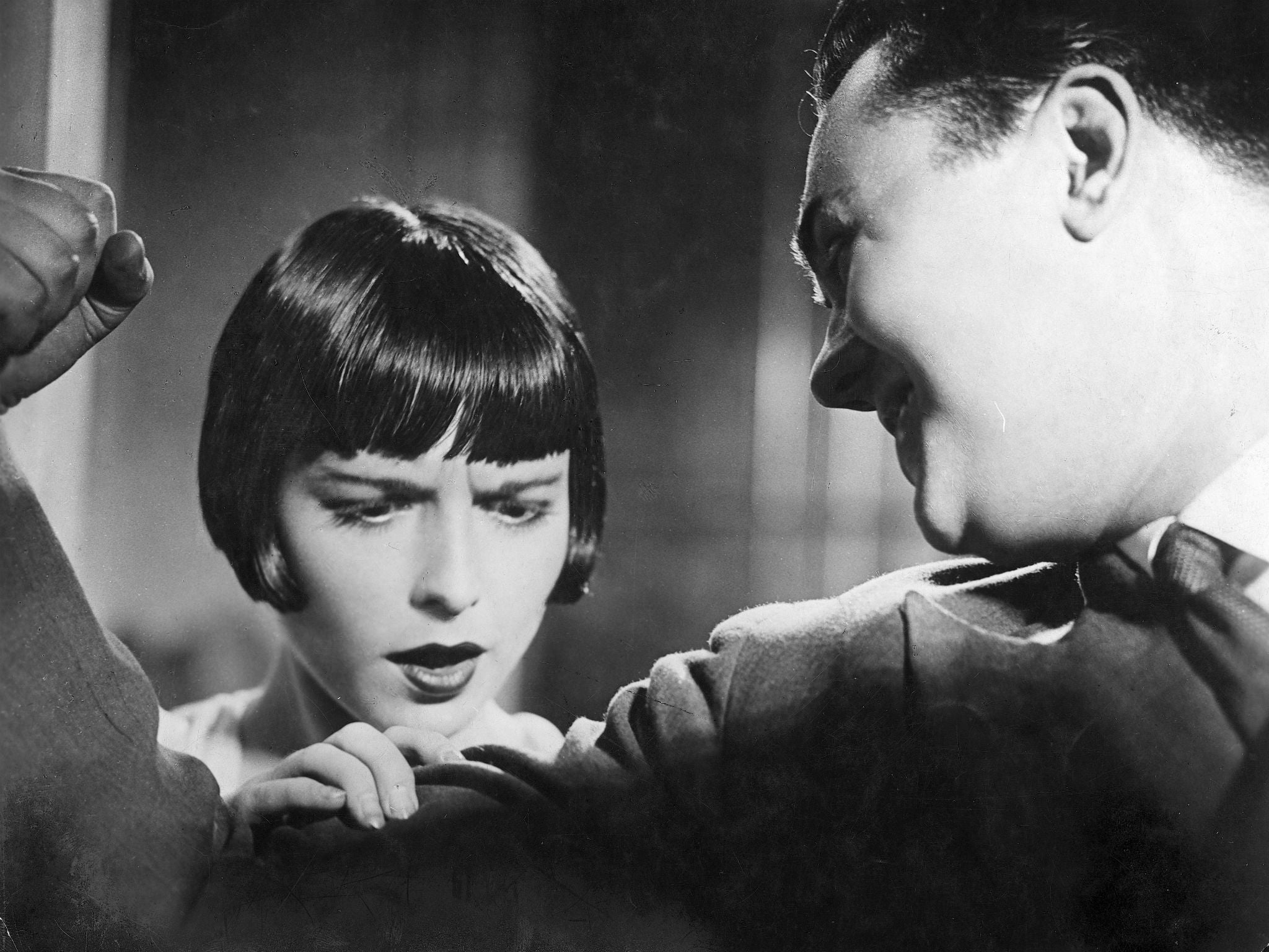 Watch Louise Brooks video