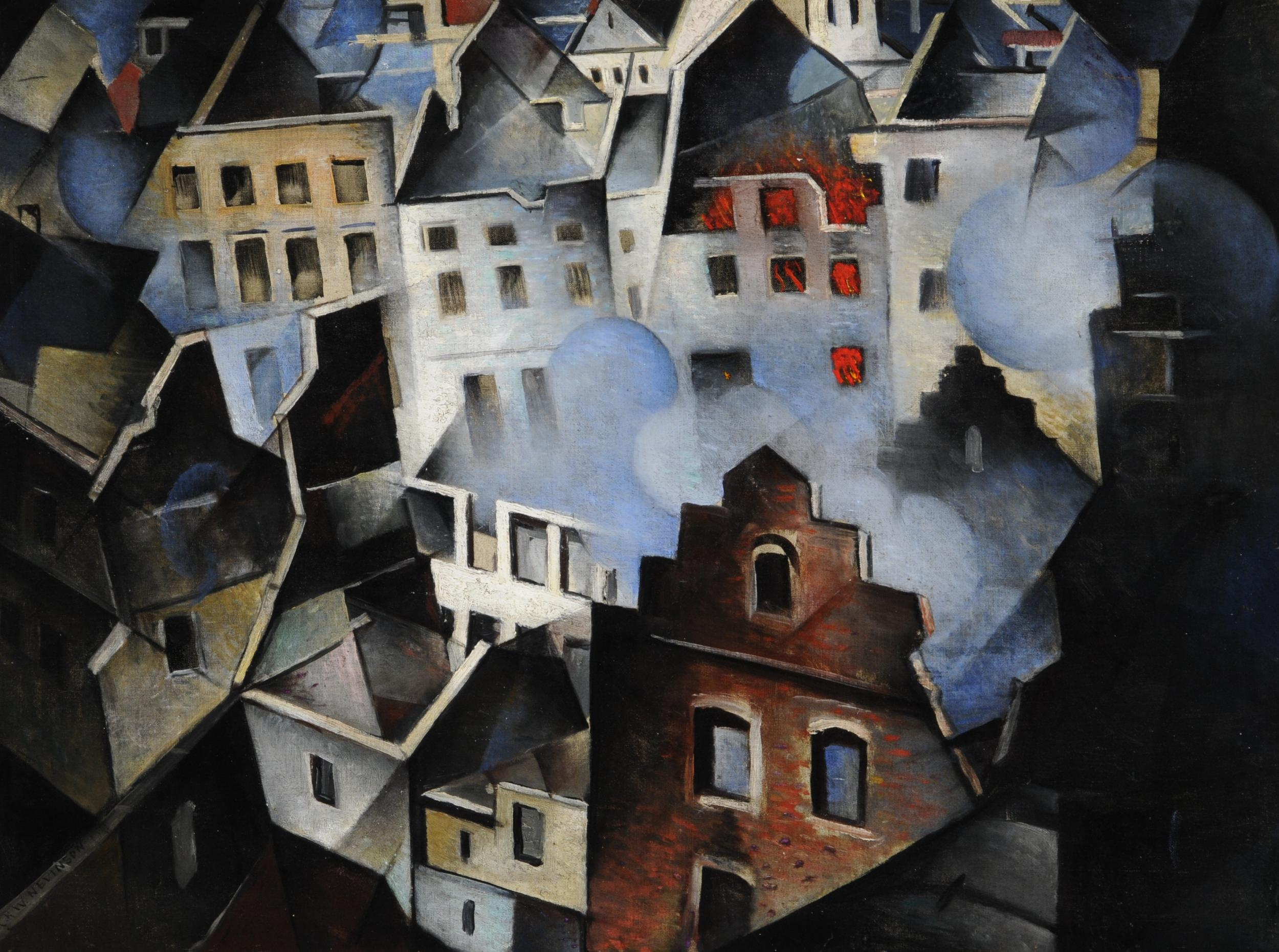 Aftermath: Art in the Wake of World War One, Tate Britain