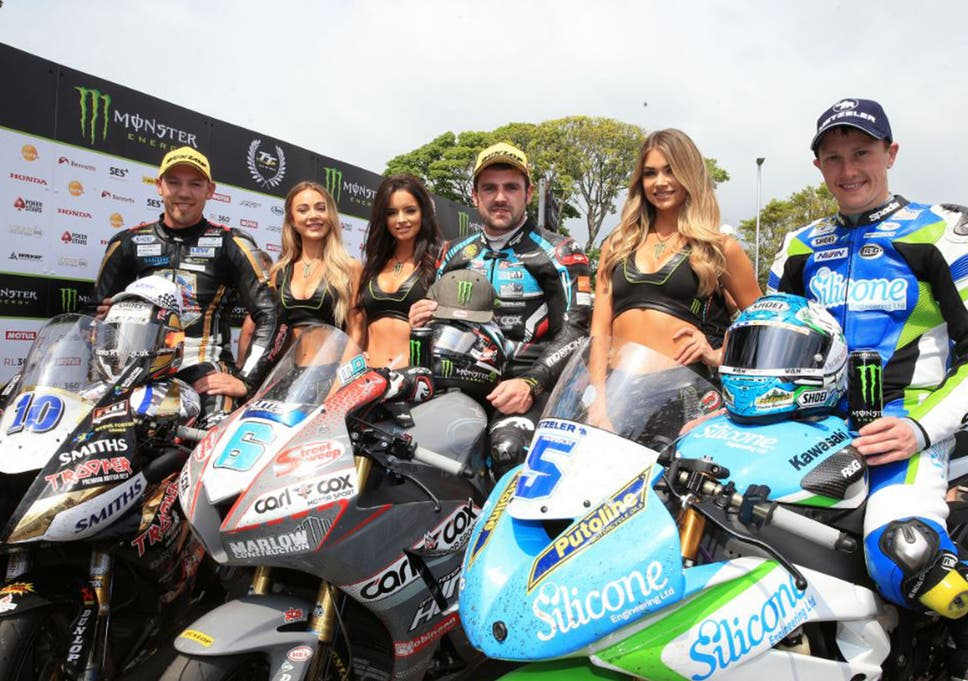 isle of man tt 2018 results michael dunlop bags second win of the