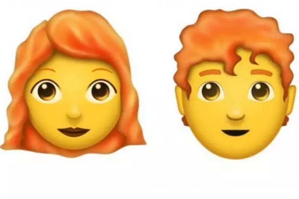 Redhead Emoji Finally Has A Release Date And Its Very Soon The