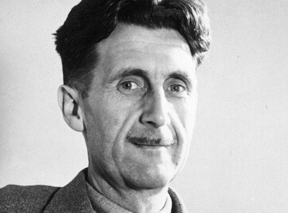 George Orwell's cooperation with the government's Information Research Department has led to some on the hard left branding him a 'reactionary snitch'