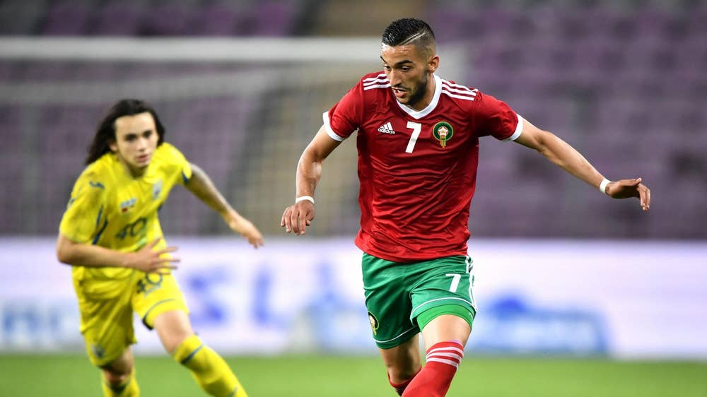 Morocco World Cup squad guide: Full fixtures, group, ones to watch