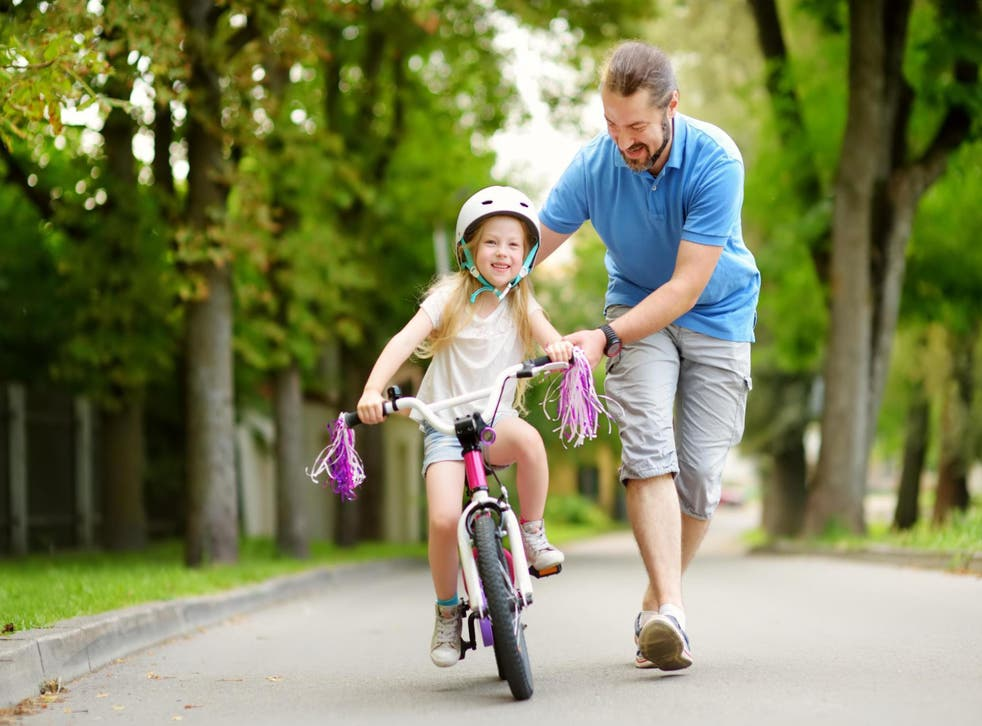 These are the modern-day dad skills required of fathers (Stock)