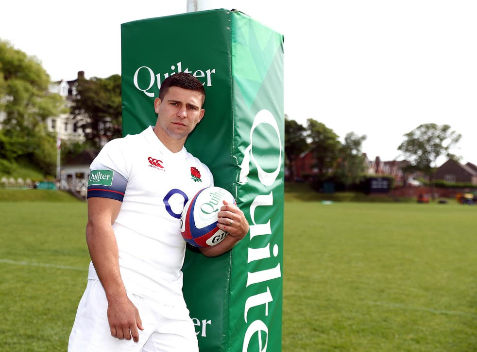 Ben Youngs is back in the England fold