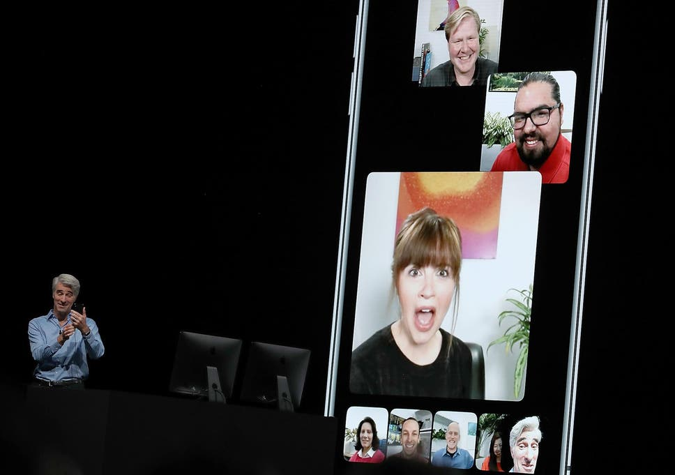 Chats for teens with facetime